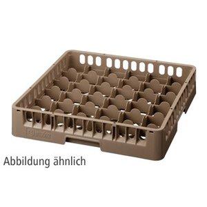 Bartscher Afwaskorf - 36 vakken - (h)225mm - 73x73x207(h)mm