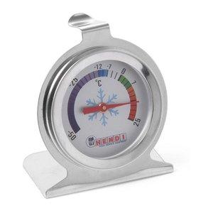 Hendi Universal-Thermometer für Kühl- und Gefriergeräte | -50 / 25st.C