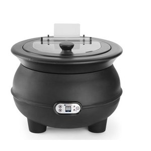 Hendi -28% | Kociołek do zup Save Energy | śr.370x(H)300mm | 8L