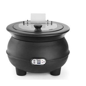 Hendi Kociołek do zup Save Energy   śr.370x(H)300mm   8L