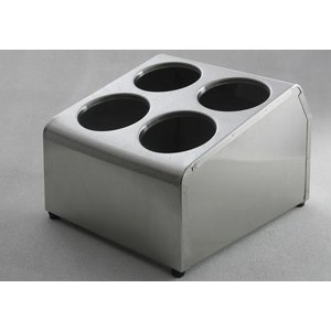 Hendi Pojemnik na sztućce | 255x295x(H)215mm