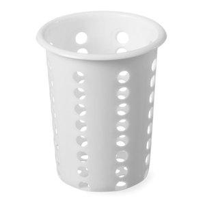Hendi Wkład na sztućce plastikowy | śr.97x(H)137mm