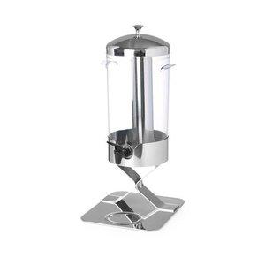 Hendi Dyspenser do soków ze stali nierdzewnej | 5L | 280x220x(H)510mm