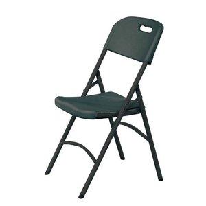 Hendi Krzesło cateringowe | czarne | 540x440x(H)840mm