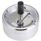 Hendi Ashtray with rotary button | śr.90x (H) 45 mm
