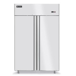 Hendi Szafa chłodnicza 2-drzwiowa Profi Line | 1300L | 6x GN2/1 | +1/+8°C | 1314x845x(H)2130 mm