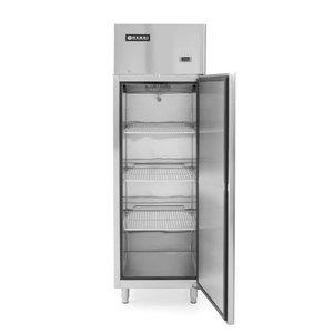 Hendi Szafa chłodnicza 1-drzwiowa Profi Line | 410L | 3x 485x525 | -2/+8°C | 600x745x(H)1950 mm