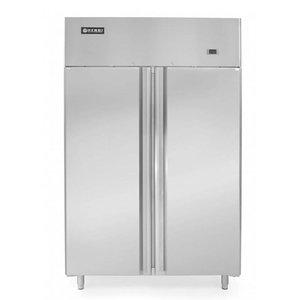 Hendi Szafa chłodnicza 2-drzwiowa Profi Line | 900L | 6x 525x530 | -2/+8st.C