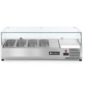 Hendi Nadstawa chłodnicza 4x GN 1/3   1200x395x(H)430mm
