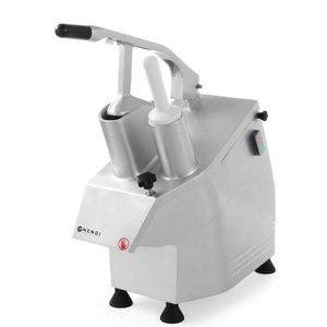 Hendi Szatkownica elektryczna do warzyw z zestawem 5 tarcz | 230V | 550W | AKCJA ZYSK