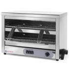 Hendi Toaster Quartz 4,5 kW | 400V | 658x396x (H) 452mm
