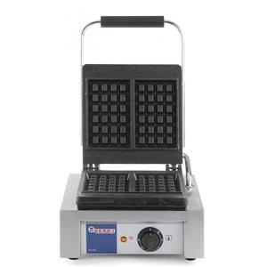 Hendi Gofrownica 1,5kW   230V   480x320x(H)226mm