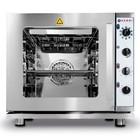 Hendi De combi-steamer multifunctionele 4xGN2 / 3   Controle Manul   3kW   620x555x (H) 585mm