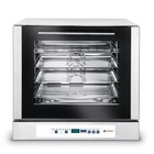 Hendi The convection oven with humidification 4 x 429x345mm | electric | electronic control | 2,9kW