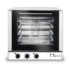 Hendi The convection oven Multifunction 4 x 429x345mm | electric | manual control | 2,6kW