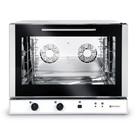 Hendi Piec piekarniczy konwekcyjny z nawilżaniem 4 x 600x400 mm | elektryczny | sterowanie manualne | 230V | 3,4kW