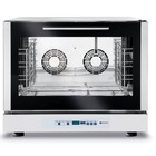 Hendi Convection steam oven 4 x GN 1/1 | electric | electronic control | 400V | 6,4kW