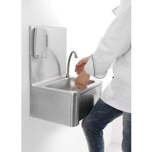 Hendi Umywalka kuchenna bezdotykowa | 340x400x(H)595mm