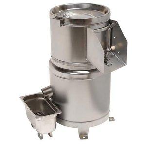 Hendi Obieraczka do ziemniaków | wsad 7kg | do 150kg/h | 510W | 400V