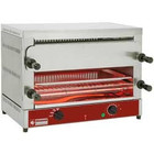 "Diamond Electric toaster-salamorazer GN 1/1, 2 grids (520x320), ""Quartz"""