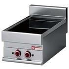 Diamond Kitchen witoceramiczna 2-zone desktop   2.1 + 1x 1x 2,5kW   400x650x (H) 280 / 380mm
