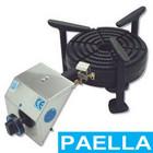 Diamond Hocker Gas Paella | Mi. 250 | 10 kW