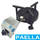 Diamond Stools gas paella | Wed. 250 | 10 kW