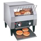 Diamond Toster z przenośnikiem taśmowym | 6 tostów/min. | 368x416x(H)387mm | 1,94kW