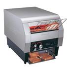 Diamond Toaster mit horizontalen Förderband | 360 Toast / h | 368x451x (H) 378 | 1,8 kW