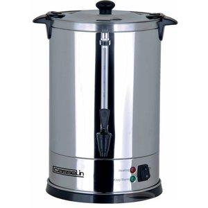 Casselin Doppelwandige Percolator 6,8L - 48 Tassen - Kaffeemaschine