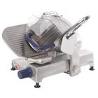 Ma-Ga Gravity snijmachine voor worsten 310p2 | 250mm | plakjes 0-16mm