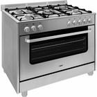 Saro Backofen 5-Flammen-Gasherd mit elektrischer Konvektion | 230 | 3,5 kW | 900x600x (H) 850mm