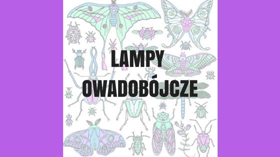 Rozmieszczenie lamp owadobójczych w lokalu