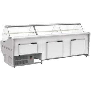 XXLselect Lada chłodnicza | 1260L | 2960x1100x(H)1250 mm
