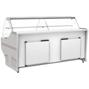 XXLselect Lada chłodnicza | 320L | 1040x1100x(H)1250 mm