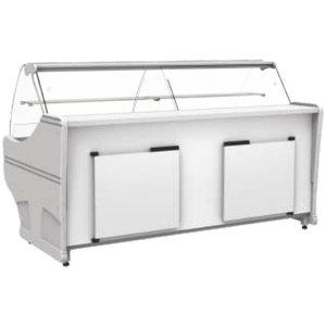 XXLselect Lada chłodnicza | 750L | 2530x1100x(H)1250 mm