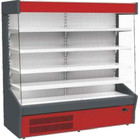 XXLselect Refrigerated display unit with SIRIUS | 1330x850x (H) 2020mm | 230