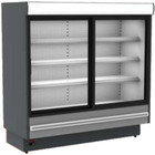 XXLselect DAVOS refrigerated display for external compressor | 1570x850x (H) 2000mm