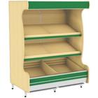 XXLselect Bücherregal Gemüse CAESAR | 1540x970x (H) 2010mm