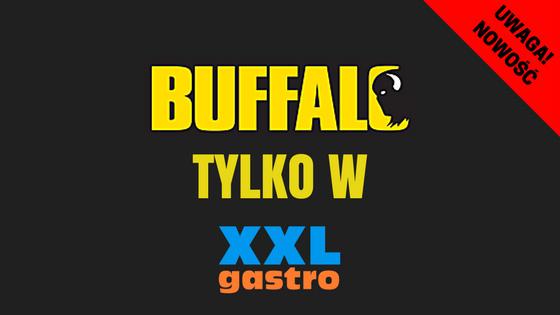 Jeden z najlepszych producentów sprzętu gastronomicznego? Oczywiście Buffalo! PS. Od teraz WYŁĄCZNIE w XXLgastro!