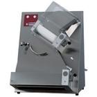 Diamond Rolling Pin Teig für Pizza | Mi. 420mm | Edelstahl | 370W | 530x530x (H) 730mm
