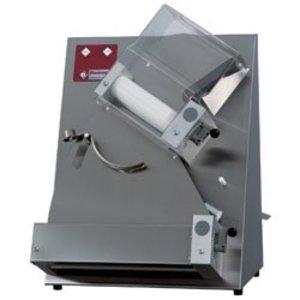Diamond Wałkownica do ciasta do pizzy | śr. 420mm | stal nierdzewna | 370W | 530x530x(H)730mm