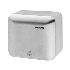 impeco Pro hand dryer - Steel   White   15 sec   2500W