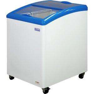 XXLselect Zamrażarka do lodów i mrożonek | 151L | -18°C | 48kg | 584x694x(H)850mm