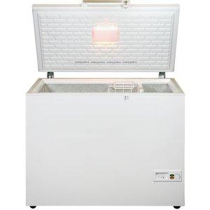 XXLselect Zamrażarka magazynowa | 290L | -17 do -24°C | 50kg | 1020x600x(H)850mm