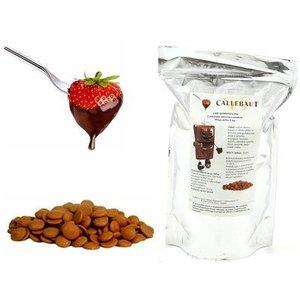 Callebaut Czekolada miodowa belgijska do fondue oraz fontann | 1 kg