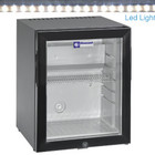 Diamond minibar | deuren | 32L | 70W | 230 / 1N 50-60Hz | + 4 ° + 10 ° | 402x406x (H) 500mm