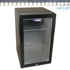 Diamond Minibar glass door | 52L | 90W | 230 / 1N 50-60Hz | + 4 ° + 10 ° | 402x450x (H) 670mm