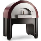 ALFA PRO Pizza oven Quick one-Pro | 110 pizza's / h | 1360x1250x (H) 1750mm | Hout zonder voet