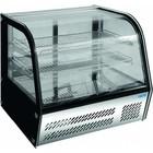 Saro Nastawna witryna chłodnicza | +2/+10 °C | 146L | 200W | 230V | 873x580x(H)670mm